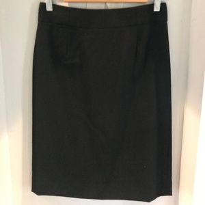 J. Crew Suiting Skirt